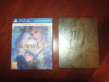 jeu PS4 FINAL FANTASY X/X-2 EDITION LIMITEE