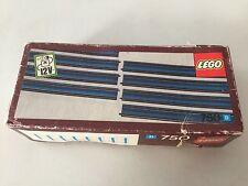 LEGO 1970's trains RAILS track set 750 12v