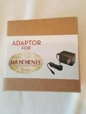 Roman Adaptor For AMUSEMENTS for Lighted * Movement * Music Collectibles NIB