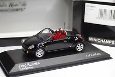 MINICHAMPS FORD STREETKA 2003 BLACK 1/43