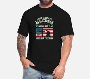 101st Airborne Division Veteran Gift T-Shirt Top Unisex S-5XL