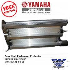 Yamaha Sidewinder Rear Heat Exchanger Protectors - SMA-8LR21-50-00