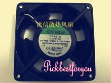 SUNON DP201A 2123HBT.GN Aluminum frame cooling fan 220/240V 20/19W 12038 MY74 QL