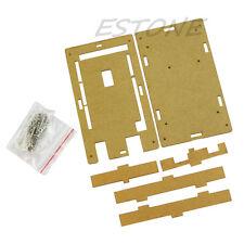R3 MEGA 2560 Board R3 Acrylic Clear Box Enclosure Transparent Case For Arduino