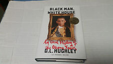Black Man, White House by D. L. Hughley (2016, Hardcover) SIGNED 1st/1st