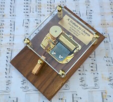 Chopin's Nocturne -  30 Note Sankyo Music Box - Can be Personalized