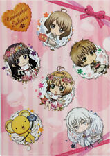 Cardcaptor Sakura Collab Flower Garden Cafe Full Cast Character Clear File