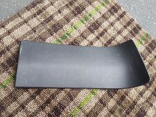 88-91 Honda CRX Tail Light Cover Trim OEM Driver's / Left side lid hatch trunk