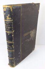 ANTIQUE BOOK THE CHEFS-D'OEUVRE D'ART ART PARIS INTERNATIONAL EXHIBITION 1878