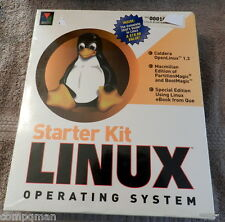 LINUX OPERATING SYSTEM Caldera Openlinux StarOffice  PatitionMagic BootMagic