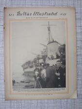 The War Illustrated #115 (Rostov, Pearl Harbor, Ark Royal, YMCA, Libya, RAF WW2)