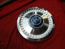 NOS 1963 1964 CHEVROLET CHEVY CORVAIR  HUBCAP DOG DISH POVERTY