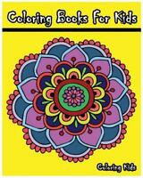 Mandala Coloring Pages : Coloring Books for Kids, Paperback, Like New Used, F...