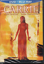 Carrie (Blu-ray/DVD, 2010, 2-Disc Set) NEW