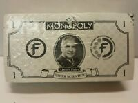 Chester Fisher Scientific 2002 Monopoly Board Game Replacement Parts - Money
