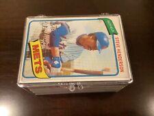 90 New York Mets baseball cards