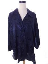 Vintage Victoria Secret Pajama Shirt Size Small Oversized P/S