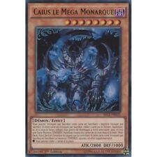 YU-GI-OH! SECE-IT035 Caius Il Mega Monarca Ultra Rara Yugioh ITALIANO ★