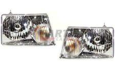 NEW HEAD LAMP ASSEMBLY LH & RH FITS 01-11 FORD RANGER 6L5Z13008BA 6L5Z13008AA