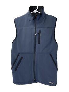 Gerbing Core Heat Men's Soft Shell Vest Gray Size S Vest Only No Battery