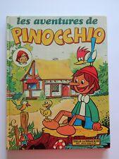 Les Aventures de PINOCCHIO Télé Libraire des DEUX COQS D'OR - EO - 1980 COLLODI