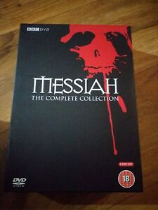 Messiah: The Complete Collection DVD, Series 1-5, Boxset