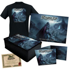 RHAPSODY OF FIRE - The Eighth Mountain - Boxset incl. T-Shirt M - 884860256827
