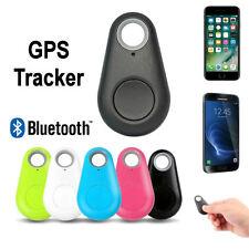 GPS TRACKER LOCALIZZATORE BLUETOOTH TRACCIANTE FINDER Borsa Portafoglio chiave auto SMART TAG Allarme