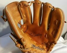 "MacGregor 10"" Roy Smalley Youth Baseball Glove Left Handed Steerhide Leather"