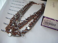 Lia Sophia Hot Spot Necklace RV $130 NIB