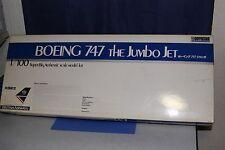 BOEING B-747-200 1/100 The JUMBO JET BAW DOYUSHA JAPAN