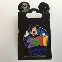 WDW - 2011 - Mickey Mouse Disney Pin 81199