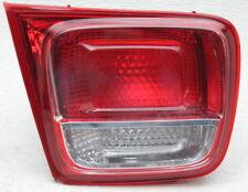 OEM Chevrolet Malibu Left Driver Side Halogen Tail Lamp 22907311 Lens Chip