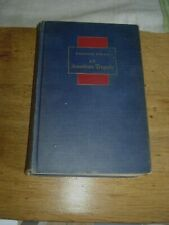 Theodore Dreiser an American Tragedy ILLUSTRATED EDITION 1948 HARDBACK