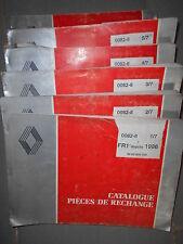 RVI Renault autocar FR1 1986 à 19?? : catalogue pièces 6/7