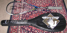 Black Knight 8150 C4 Squash Racquet (WITH Case)