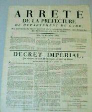 Napoléon: 1er, 2nd empire
