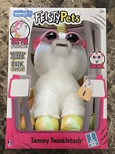 "Feisty Pets Exclusive Plush Tammy Twinkletush Alicorn 10"" Plush Unicorn NEW RARE"