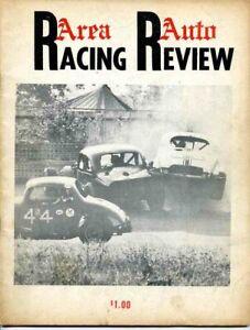 1967 AREA AUTO RACING NEWS RACING REVIEW