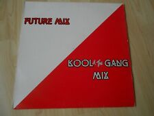 "Kool & The Gang MEGAMIX 1985 Dutch 12""    DISCO MIXER 80's Medley"