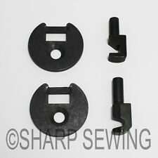 TABLE HINGE SET - SMALL OLD STYLE - fits SINGER 400W & 600W SINGLE NEEDLE