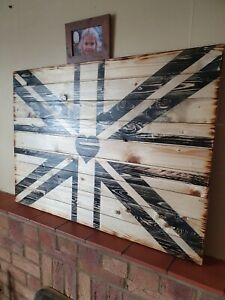 Large rustic wooden love heart  Wall Hanging . Wall art
