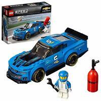 LEGO 75891 Speed Champions Chevrolet Camaro ZL1 Race Car 2019 Building Toy Set
