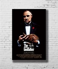24x36 14x21 40 Poster The Godfather Movie Art Hot P-3896