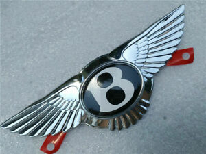 New Bentley Continental GT GTC Flying Spur Emblem Front Grille Wing Badge
