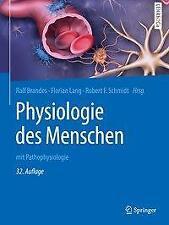 Physiologie des Menschen (Gebundene Ausgabe)