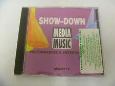 RARE LIBRARY SOUNDS SHOWDOWN MEDIA MUSIC PERFORMANCES FREEPOST CD