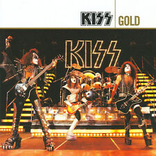 KISS Gold 2CD NEW Best Of Greatest Hits 1974-1982 Paul Stanley Gene Simmons