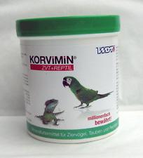 KORVIMIN ® ZVT REPTIL 200g Dose für Vögel, Reptilien & Ziervögel