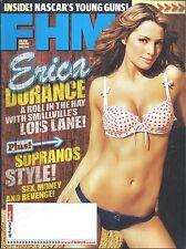 FHM Magazine May 2006 Erica Durance Nascar The Sopranos